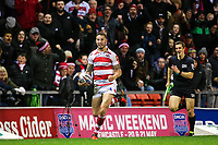 Picture by Alex Whitehead/SWpix.com - 16/03/2017 - Rugby League - Betfred Super League - Leigh Centurions v Warrington Wolves - Leigh Sports Village, Leigh, England - Leigh's Ben Crooks.