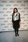 Hanna Bronfman Attends Jeffrey Fashion Cares 10th Anniversary New York Fundrasier Hosted by Emmy Rossum Held at the Intrepid, NY 4/2/13
