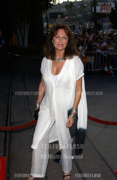 Actress JACQUELINE BISSET at the world premiere, in Los Angeles, of Original Sin..31JUL2001. © Paul Smith/Featureflash