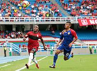 America de Cali vs. Universitario de Popayán, 26-01-2014
