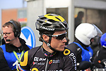Sylvain Chavanel (FRA) Direct Energie at the start line of the 60th edition of the Record Bank E3 Harelbeke 2017, Flanders, Belgium. 24th March 2017.<br /> Picture: Eoin Clarke | Cyclefile<br /> <br /> <br /> All photos usage must carry mandatory copyright credit (&copy; Cyclefile | Eoin Clarke)