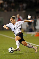 Amy Rodriguez...USWNT tied Sweden 1-1 at Morison Stadium, Nebraska.