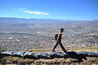 Huamanga, Ayacucho, Peru.