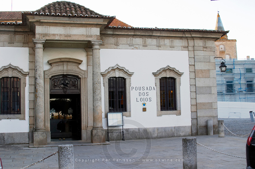 pousada dos loios evora alentejo portugal