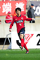 Kazuya Yamamura (Antlers),.MARCH 20, 2012 - Football / Soccer :.2012 J.League Yamazaki Nabisco Cup Group B match between Kashima Antlers 2-0 Vissel Kobe at Kashima Soccer Stadium in Ibaraki, Japan. (Photo by AFLO)