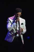 FORT LAUDERDALE, FL - OCTOBER 27: Eric Benet performs onstage at Broward Center for the Performing Arts With Special Guests Anthony Hamilton And Lalah Hathaway on October 27, 2016 in Fort Lauderdale, Florida. Credit: MPI10 / MediaPunch