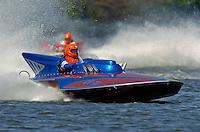 2004 Dayton Inboard Testing