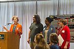 2016 McNair/Freshman Fellows President's Reception