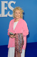 LONDON, ENGLAND - SEPTEMBER 15: Petula Clark attending the 'The Beatles: Eight Days A Week - The Touring Years'  World Premiere at Odeon Cinema, Leicester Square on September 15, 2016 in London, England.<br /> CAP/MAR<br /> &copy;MAR/Capital Pictures /MediaPunch ***NORTH AND SOUTH AMERICAS ONLY***