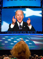 CHARLOTTE, NC - September 6, 2012 - Remarks by Joe Biden Vice President of the United States at the 2012 Democratic National Convention.