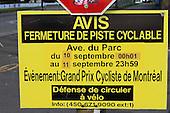 The 7th Grand Prix Cycliste de Montreal 2016.  Sunday September 11 2016, Montreal Qc
