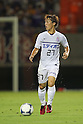 Kohei Shimizu (Sanfrecce),.AUGUST 11, 2012 - Football / Soccer :.2012 J.League Division 1 match between Omiya Ardija 1-2 Sanfrecce Hiroshima at NACK5 Stadium Omiya in Saitama, Japan. (Photo by Hiroyuki Sato/AFLO)