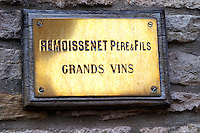 remoissenet p & f beaune cote de beaune burgundy france