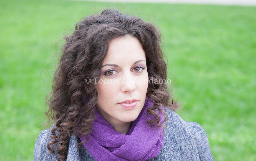 Silvia Avallone (Biella, 11 aprile 1984) è una scrittrice e poetessa italiana. ... Silvia Avallone è nata a Biella nel 1984. Vive a Bologna dove si è laureata in filosofia. Milao, 23 novembre 2013. © Leonardo Cendamo