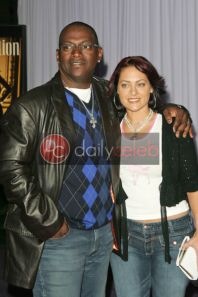 Randy Jackson and wife Erika