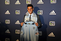 Dom Dwyer 16th pick of first round by Sporting Kansas City... The 2012 MLS Superdraft was held on January 12, 2012 at The Kansas City Convention Center, Kansas City, MO.
