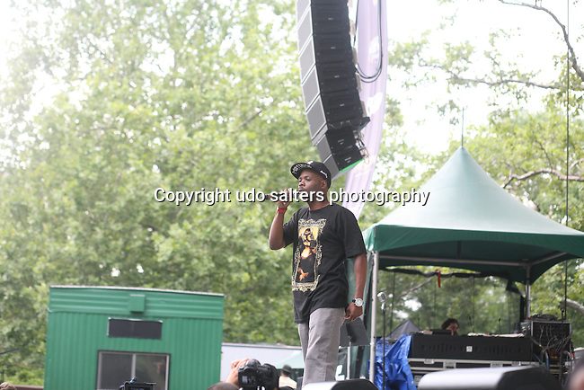 Rock Steady Crew 36th Year Anniversary Celebration at Central Park's SummerStage, NY