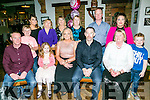 Brid Duggan, Causeway celebrates her 40th Birthday with family and friends at the Station House, Blennervile Tralee on Saturday