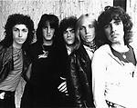 Tom Petty & The Heartbreakers 1977..© Chris Walter..