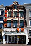 A Pet Store in Leiden, Holland
