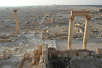 Roman ruins, Palmyra, Syria Picture by Manuel Cohen