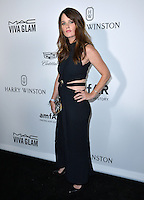 LOS ANGELES, CA. October 27, 2016: Robin Tunney at the 2016 amfAR Inspiration Gala at Milk Studios, Los Angeles.<br /> Picture: Paul Smith/Featureflash/SilverHub 0208 004 5359/ 07711 972644 Editors@silverhubmedia.com