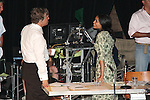 John Malkovich and Rosario Dawson on the set of the fim Chavez at the Civic Auditorium in Hermosillo, Mexico. June 4, 2012. © Triador Cuarto/NortePhoto/MediaPunch Inc. ***NO MEXICO**NO SPAIN**