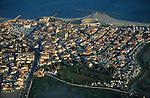 Saintes Maries festival aerial