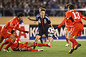 Manabu Saito (JPN), March 14, 2012 - Football / Soccer : 2012 London Olympics Asian Qualifiers Final Round, Group C Match between U-23 Japan 2-0 U-23 Bahrain at National Stadium, Tokyo, Japan. (Photo by Daiju Kitamura/AFLO SPORT) [1045]