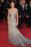 Hilary Swank arriving at the 83rd Academy Awards in Los Angeles, CA 2/27/2011.