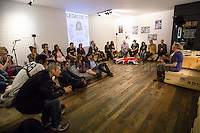 22.09.2016 - Lee Harris & YOUTH CLUB present: HomeGrownMagazine.co.uk