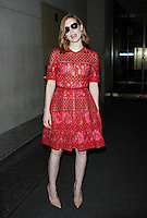 APR 22 Jessica Chastain at NBC's Today Show