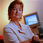 Maggie Canon Editor in Chief at Computer Life, editorial, portrait