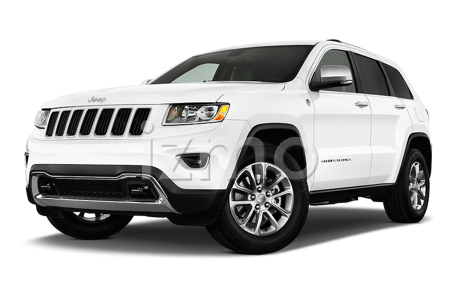 stock pictures of low aggressive front three quarter view of a 2015 jeep grand cherokee limited. Black Bedroom Furniture Sets. Home Design Ideas