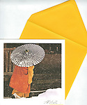 Shinto Monk, Koyasan, Japan<br />
