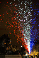 11.01.2015 - #JeSuisCharlie - London's Tribute to the Victims of Terrorist Attacks in France