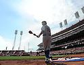 MLB: New York Mets vs Cincinnati Reds