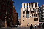 Ayuntamiento de Murcia por Moneo en la Plaza del Cardenal Belluga. Murcia.