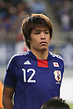 Mizuki Hamada (JPN), September 21, 2011 - Football / Soccer : Men's Asian Football Qualifiers Final Round for London Olympic Match between U-22 Japan 2-0 U-22 Malaysia at Best Amenity Stadium, Saga, Japan. (Photo by Akihiro Sugimoto/AFLO SPORT) [1080]
