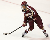 Blake Bolden (BC - 10) - The Northeastern University Huskies defeated Boston College Eagles 4-3 to repeat as Beanpot champions on Tuesday, February 12, 2013, at Matthews Arena in Boston, Massachusetts.