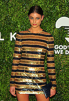NEW YORK, NY - OCTOBER 17: Taylor Hill at the God's Love We Deliver Golden Heart Awards on October 17, 2016 in New York City. Credit: John Palmer/MediaPunch