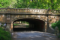 Dalehead Arch, Central Park, Manhattan, New York City, New York, USA