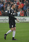 Sandhausen 19.04.2008, Sven Hoffmeister (SV Sandhausen) in der Regionalliga S&uuml;d 2007/08 SV Sandhausen 1916 - FC Ingolstadt 04<br /> <br /> Foto &copy; Rhein-Neckar-Picture *** Foto ist honorarpflichtig! *** Auf Anfrage in h&ouml;herer Qualit&auml;t/Aufl&ouml;sung. Belegexemplar erbeten.