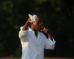Derek Redmond performs during the Juneteenth Celebration in Oxford, Miss. on Saturday, June 19, 2010.