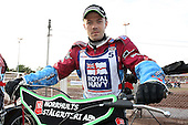 Peter Ljung of Lakeside - Lakeside Hammers vs Wolverhampton Wolves - Elite League Speedway at Arena Essex Raceway - 16/05/11 - MANDATORY CREDIT: Gavin Ellis/TGSPHOTO - Self billing applies where appropriate - Tel: 0845 094 6026