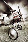The Nieuport 17 was a French biplane fighter aircraft of World War I, manufactured by the Nieuport company