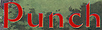 Punch logo (Summer Number 1942)