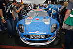 FIA GT Auto Racing - Spa-Francorchamps