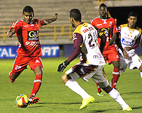 PatriotasFC vs Deportes Tolima , semifinales, 22-10-2014