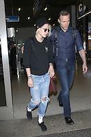 JUN 24 Kristen Stewart seen at LAX
